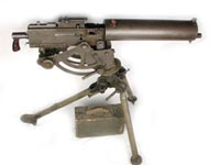 Browning M1917 Machine Gun Accessories