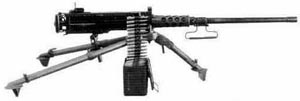Browning .50 cal. Machine Gun Accessories