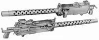 M37 Machine Gun Parts