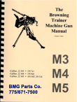 M1919A4 .22 caliber Technical Manual