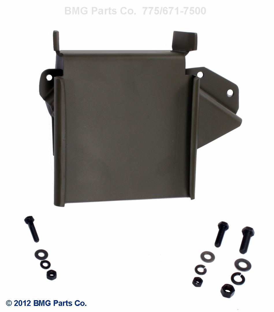 M23 ammo tray on a d58626 cradle? - G503 Military Vehicle
