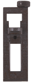 M2HB Rear Ladder Sight Assembly