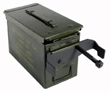Pedestal Ammo Can Bracket