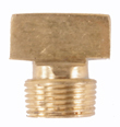 Brass Water Plug