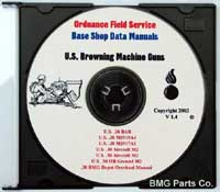 BMG Base Shop Data Manuals on CD