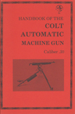 HANDBOOK Model COLT Automatic Machine Gun