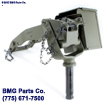D40733 Long Pintle 30/50 Combo Cradle, with Ready Box