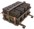 M17 Ammunition Chest and Hanger