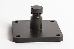 Base Plate, Ground Mount