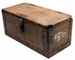 Original Japanese WWII Ammo Chest