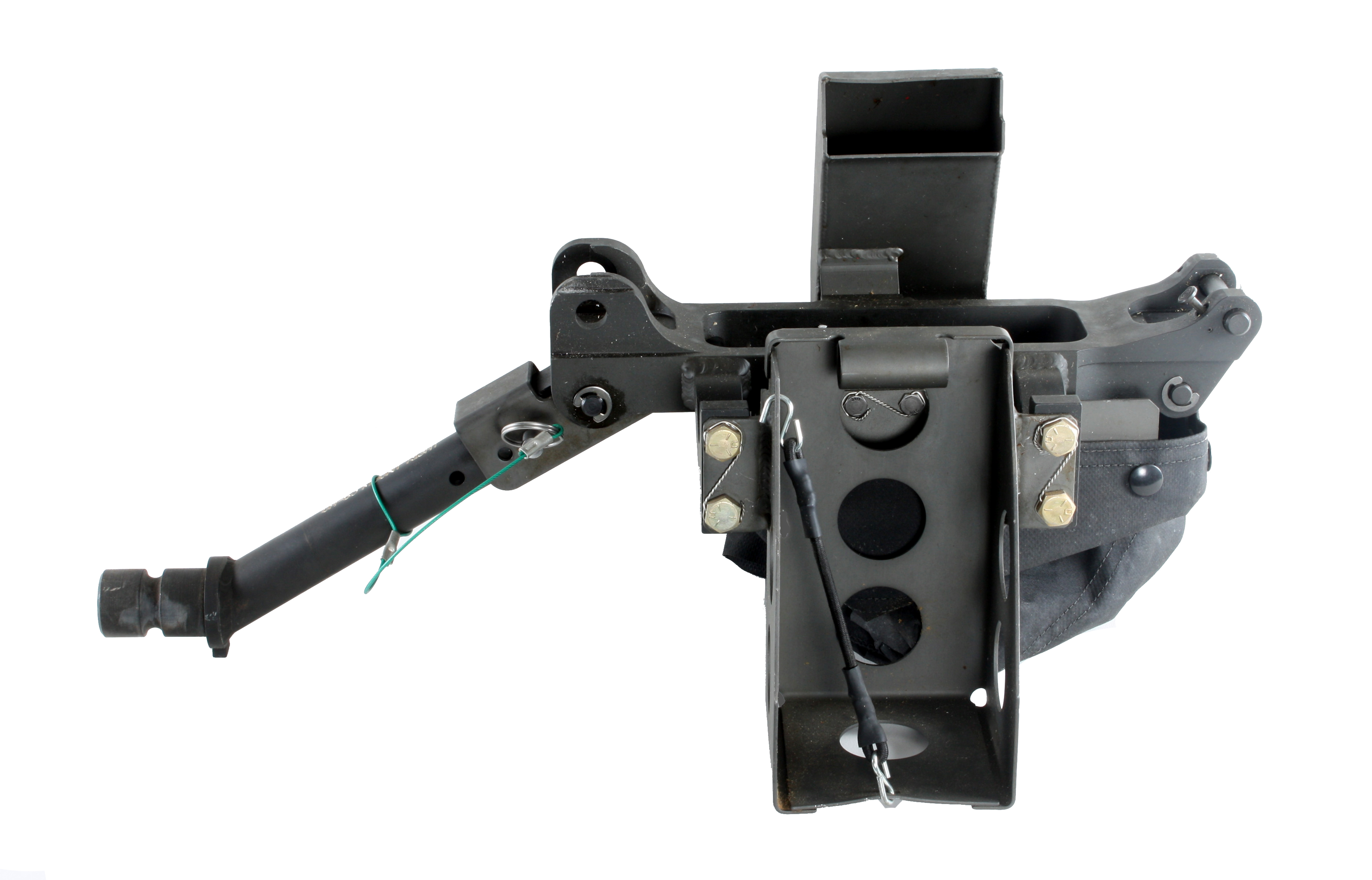 UH-60 M240 Cradle Assembly