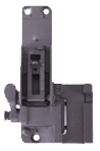 M2HB WWII Early Rear Sight, with dovetail.